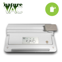 NatureVac Vacuum Sealer w/ Cutter