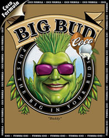 Advanced Big Bud Coco Bloom Booster - 1L