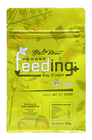 GreenHouse Powder Feeding- Grow 1kg