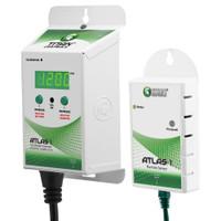 Titan Controls Atlas 1 CO2 Monitor / Controller w/ Remote Sensor (6/Cs)