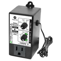 Titan Controls Hades 3 - Lighting Timer w/ High Temp Shut Off (24/Cs)
