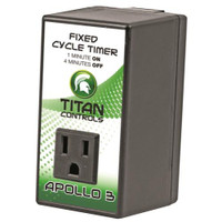 Titan Controls Apollo 3 - Fixed Cycle Timer