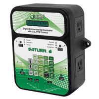 Titan Controls Saturn 6 - Digital Environmental Controller with CO2 PPM Control