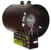 Uvonair CD Inline Duct Ozonator 10 in - 1 Cell (2/Cs)