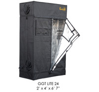 Gorilla Grow Tent 2'x4' LITE LINE  (No Extension Ki