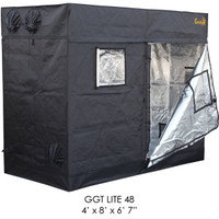 Gorilla Grow Tent 4'x8' LITE LINE No Extension Kit