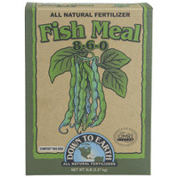 Down to Earth Fish Meal