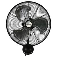 Hurricane Pro High Velocity Metal Wall Mount Fan 20 in