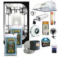 Six Pack Grow Room Kit