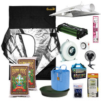 Six Pack Deluxe Grow Room Kit