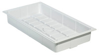 Botanicare 2' x 4' I.D. Flood Tray - White - *In-Store Only*