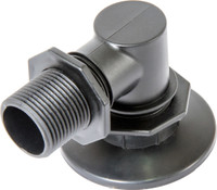 Active Aqua Bottom Draw Pump Adapter, 7/8""