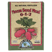 Down to Earth Neem Seed Meal - 5lb
