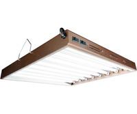 HydroFarm Designer T5 Fluorescent Light 2' x 8 w/bulbs