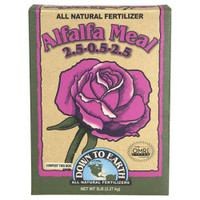 Down to Earth Alfalfa Meal 25 lb