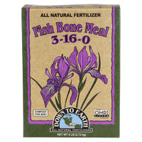Down to Earth Fish Bone Meal 25 lb