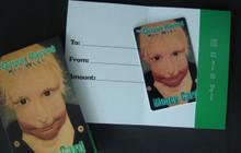 Green Parrot Gift Card
