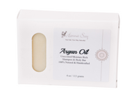 Argan Oil Shampoo and Body Bar