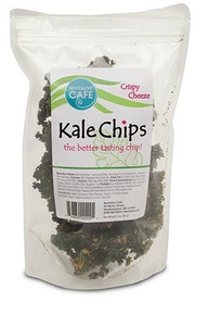 Vegan Cheezy Kale Chips