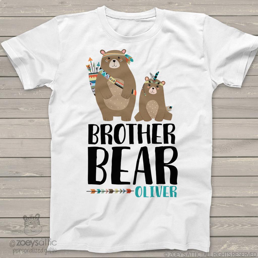 Big brother bear Tshirt