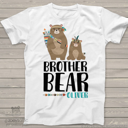 Big brother bear Tshirt