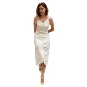 Womens 100% Pima Cotton Summer Dress Size S
