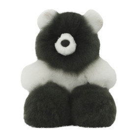 "Superfine 100% Baby Alpaca Fur Stuffed Artist Teddy Bear 11""  (22-100-03434)"