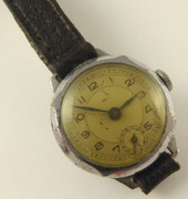1930s Ladies Art Deco Mechanical Wrist Watch (PARTS OR RESTORATION)