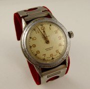 1950s Swiss made Wrist Watch with a 17 Jewel Mechanical Movement