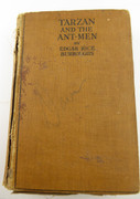 1926 Copy of Tarzan and the Ant-Men by Edgar Rice Burroughs 2nd  Edition
