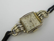 Vintage Ladies 1950s Swiss Art Deco Mechanical Wrist Watch made by Framont (Repair of Parts)