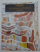 Sotheby's 1995 Fine Contemporary & Aboriginal Art Reference Book