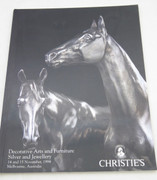 Decorative Arts and Furniture Silver and Jewellery Reference Book Christies 1994