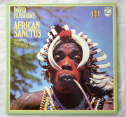 African Sanctus David Fanshawe 33 Rpm LP Long  Play Record 6558001