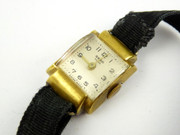 1950s Ladies Gesa Swiss Mechanical Watch Swiss Movement Not Working