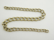 Short Antique Watch Chain Without Clips