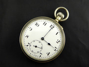 Vintage Swiss made Enigma Mechanical Pocket Watch