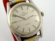Vintage Gents IWC International Watch Company Schaffhausen Automatic Wrist Watch