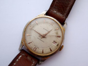 Vintage Gents Swiss Made Expert Antimagnetic Wrist Watch
