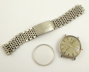 Vintage Gents Automatic Omega Seamaster Wrist Watch Parts Restoration