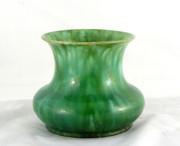 Large Vintage Australian Pottery Vase McHugh Pottery Tasmania Shape 18