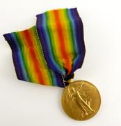 Original  WW1 Medals J72407 F Astin ORD RN