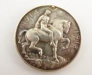 Original  WW1 Medal 5098 W O CL 2 J Smirk  L N LAN R