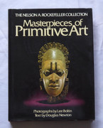 The Nelson A Rockefeller Collection Masterpieces of Primitive Art Reference Book