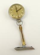 Vintage Swiss Malton Nurses Watch Pendant Brooch