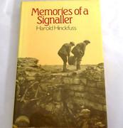 First World War WWI Australian Memories of a Signaller Hinckfuss HC 1982