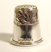 Vintage 1988 Hallmarked Sterling Silver Sewing