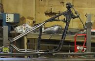 Yamaha XS650 Weld On Hardtail  Frame Service!!