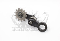 Clamp On Tensioner 530 Sprocket