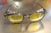 Monstercraftsman Vintage Safety Glasses - Night Vision Yellow